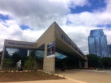 Gerald R Ford Museum by Tour The Gerald R Ford Presidential Museum Michigan