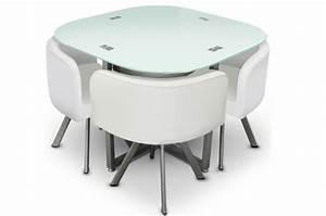 Chaise Blanche Pas Cher : table et chaise pas cher ~ Teatrodelosmanantiales.com Idées de Décoration