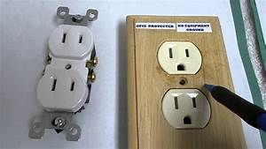 Replace Old 2-prong Outlets-you Have 3 Choices