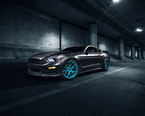 1280x1024 Ford Mustang Muscle Car Hd 1280x1024 Resolution