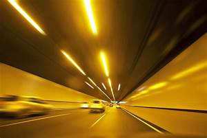 Tunnel, Lighting, Why, Do, Tunnels, Have, Orange, And, White, Lights
