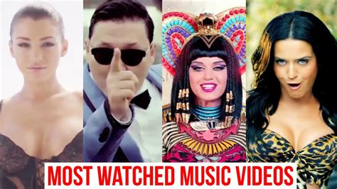 The Best Music Videos With More Than 1 Billion Views