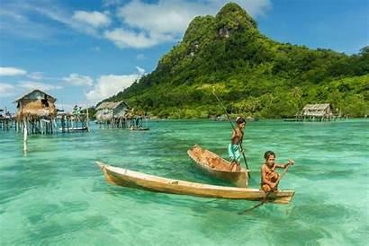 Malaysia Borneo Indonesien Sabah Island Bajau Shutterstock