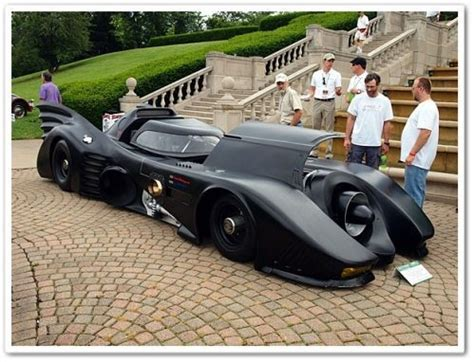 batman real car batmobile in real life batman and other comic stuff