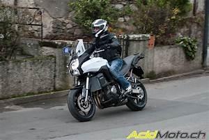 Essai Kawasaki Versys 1000 : kawasaki versys 1000 la preuve par quatre le site suisse de l 39 information moto ~ Medecine-chirurgie-esthetiques.com Avis de Voitures