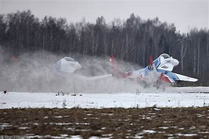 Russian Kubinka Relay Torch Paralympic Knights Flights