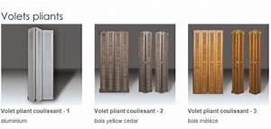 Volet Pliant Bois : mon volet aluminium instinct fen tres ~ Melissatoandfro.com Idées de Décoration