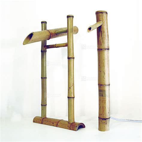 ustensiles de cuisine japonaise bambous fontaine shishi odoshi 2 pieces de maillot bonsaï