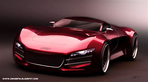 Sports Car Concept by Audi Sport Car Sports Cars