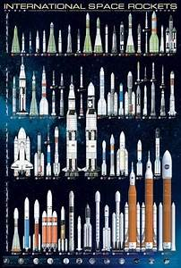 International Space Rockets Posters - AllPosters.ca