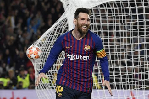 Messi equals Pele's 643 goal record – Punch Newspapers