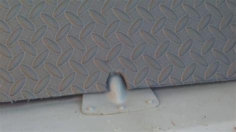 Aluminum Jon Boat Floor my 10 jon boat floor
