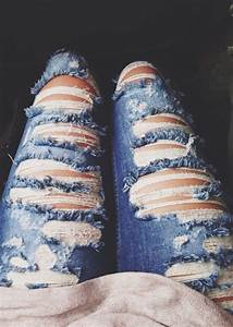 Ripped Up Jeans Pictures Photos and Images for Facebook Tumblr Pinterest and Twitter