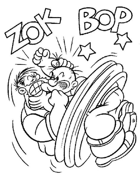 popeye characters coloring | POPEYE COLORING PAGES PRINT ~ learn to coloring | Coloring pages
