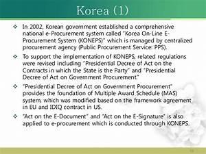 Legal foundation of electronic procurement 2