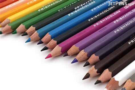 prismacolor  erase colored pencil  color set