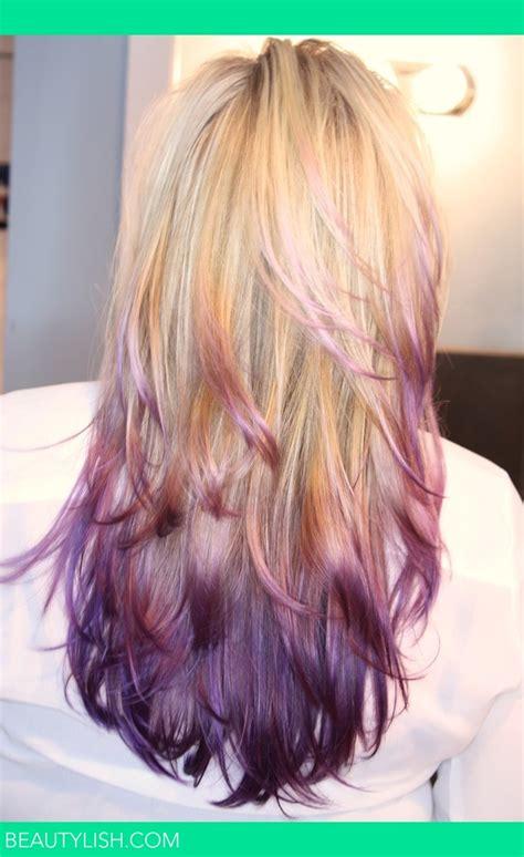 Purple Ombre Jessica N S Photo Beautylish