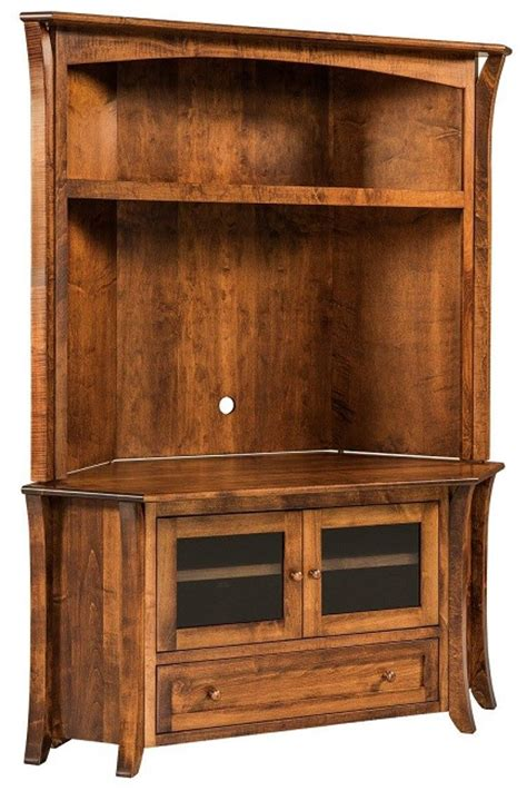 best solid wood entertainment centers in frisco amish