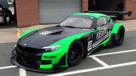 Bmw Z4 Gt3 For Sale by Bmw Z4 Gt3 The Checkered Flag