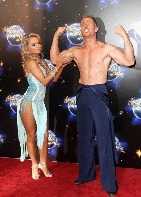 Strictly Come Dancing 2014 Has James Jordan Been Axed