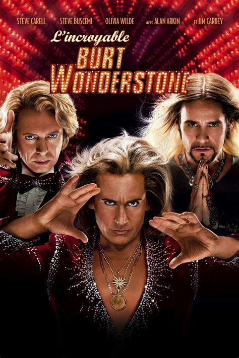 L'incroyable Burt Wonderstone - Seriebox