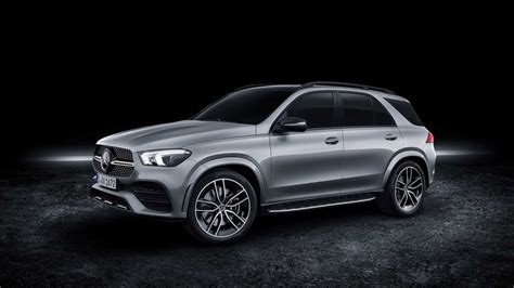 mercedes benz gle  debuts  mild hybrid  power