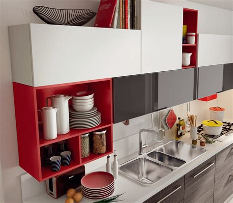 cuisine lube swing kitchen by cucine lube