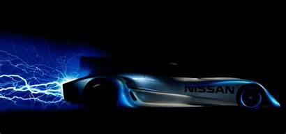 Nissan Wallpapers Animated Cars Lightning Graphic Sports