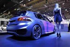 Peugeot Hybride Prix : peugeot 308 r hybrid concept pas si loin de la version ~ Gottalentnigeria.com Avis de Voitures
