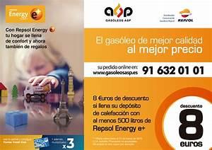 Diseño de anuncio publicitario para Magazine Nacional ASP Gasóleos
