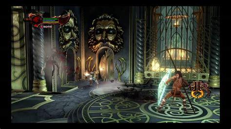 God Of War Iii Remastered 22 Palace Of Poseidon Youtube