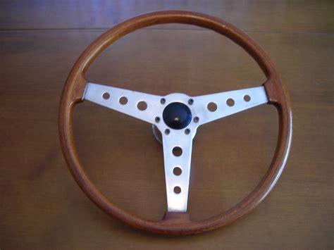 volante legno petergarage hobbista collezionista scambio ricambi