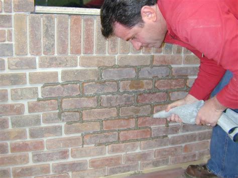 mortar for tile how to grout interior brick veneer how tos diy