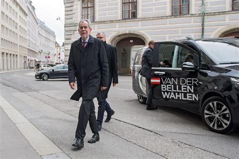 He was a member of the austrian national council, from 7 november, 1994. Alexander Van der Bellen: a refugee as president | New Europe