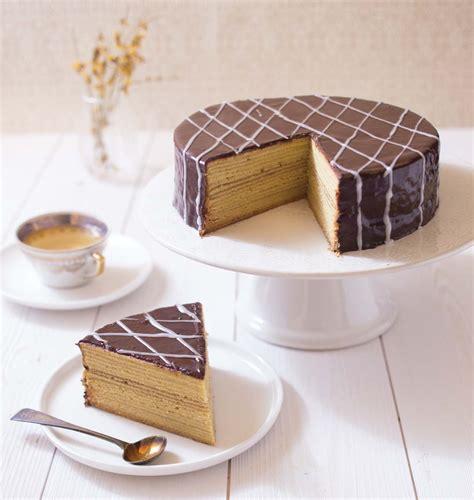 recette cuisine allemande schichttorte gâteau à 20 couches allemand les