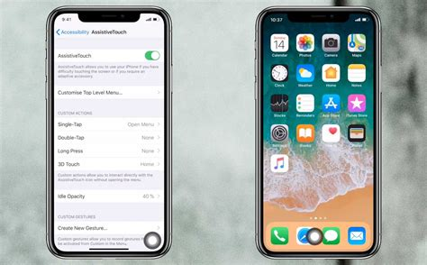 iphone home button app how to get a home button on iphone x drippler