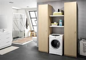 Armoire Colonne Chambre : armoire de rangement penderie sur mesure ~ Melissatoandfro.com Idées de Décoration
