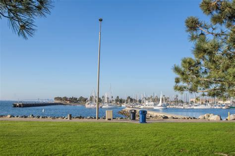 Boat Launch San Diego Bay by Chula Vista Bayfront Park Port Of San Diego