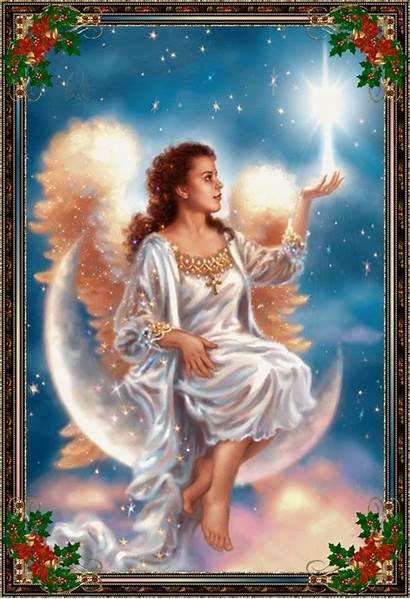 Angels Angel Gifs Engel Heaven Anges Heavenly