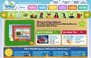 PBS Kids Sprout Online