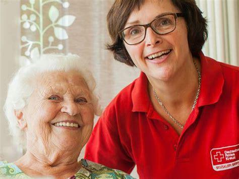 Betreuung Zu Hause — Deutsches Rotes Kreuz