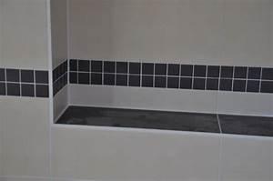 Selbstklebende Bordüre Fürs Bad : fliesen bord re aus mosaik im bad haus in 2019 badewanne fliesen badewanne und bad ~ Watch28wear.com Haus und Dekorationen