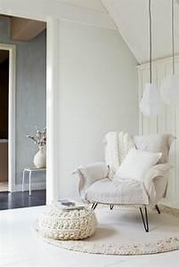 40 idees en photos pour comment choisir le fauteuil de lecture With tapis chambre bébé avec hauteur standard canapé