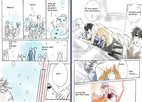 Jack Frost Gay Yaoi Tentacles