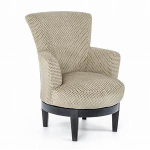 Best Home Furnishings Chairs Swivel Barrel Justine