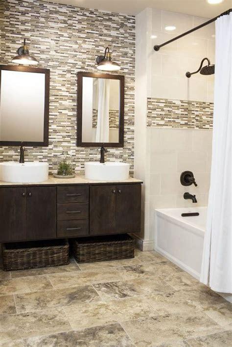 Wall Ideas For Bathroom by Bathroom Tile Ideas Bathroom Ideas Bathroom Brown