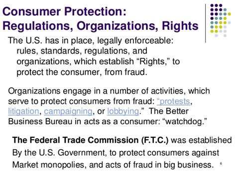 us federal trade commission bureau of consumer protection management assignment 3 advanced accounting bayo cary