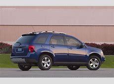 PONTIAC Torrent specs 2005 autoevolution