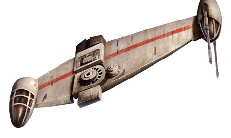 H-wing Carfighter Is The Star Wars Geek Dream Ride