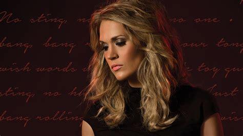 Watch Carrie Underwood Belt Out Little Toy Guns Live